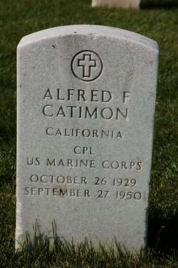 Alfred F Catimon