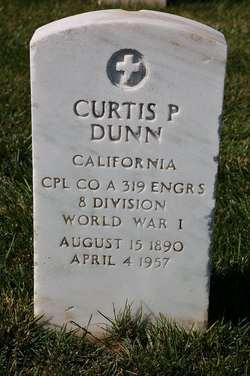 Curtis P Dunn