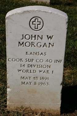 John W Morgan