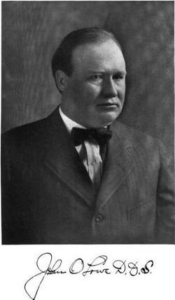Dr John Osmer Lowe