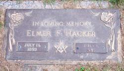 Elmer Frank Hacker