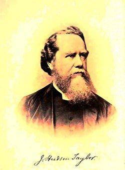Rev James Hudson Taylor