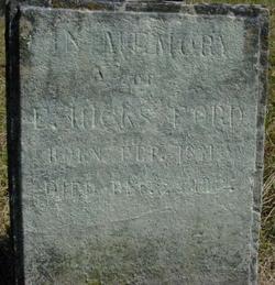E. Hicks Ford