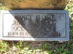 Nancy <i>Hart</i> Floyd