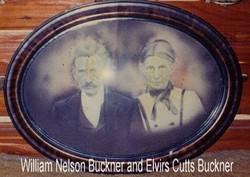 Elvira Virginia <i>Cutts</i> Buckner