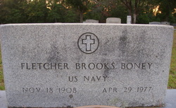 Fletcher Brooks Boney