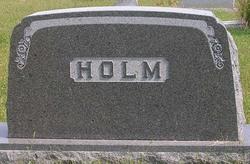 Birttie Elizabeth <i>Harris</i> Holm