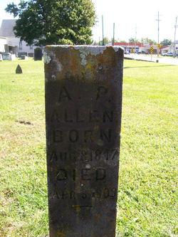 Abijah P. Allen