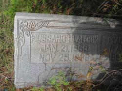Hubbard Jefferson Davis Herbert Blalock