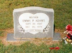 Emma Parthina <i>Stoker</i> Adams