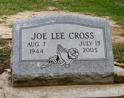 Joe Lee Cross