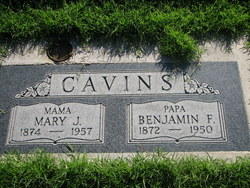 Benjamin Franklin Cavins