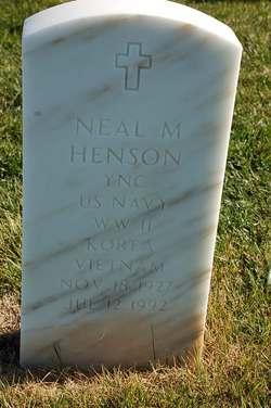 Neal Morris Henson