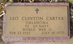 Leo Clinton Carter