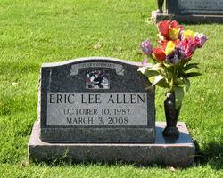 Eric Lee Allen