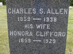 Honora <i>Clifford</i> Allen