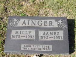 Milly Ainger