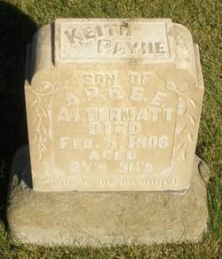 Keith Payne Altermatt