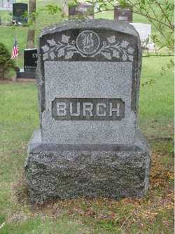 Martha M. <i>Bisonette</i> Burch