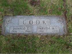 Ruth Marion <i>Brotherton</i> Cook