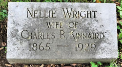 Nellie <i>Wright</i> Kinnaird