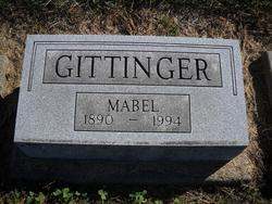 Mabel Gittinger