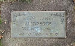 Ryan James Alldredge