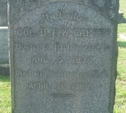 Col Benjamin F. W. Carter