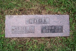 Addie Caroline <i>DeMoss</i> Cook