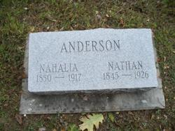 Mahalia C. <i>Armstrong</i> Anderson