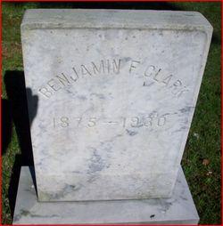Benjamin F. Clark