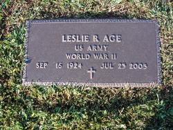Leslie R. Age