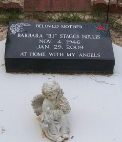 Barbara B. J. <i>Staggs</i> Hollis