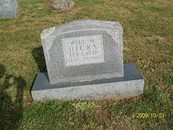 Will N. Hicks