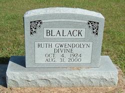 Ruth Gwendolyn <i>Divine</i> Blalack