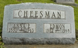Anna Frances <i>Cripe</i> Cheesman