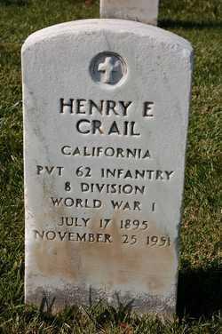 Henry Eugene Crail