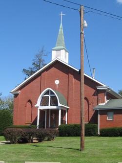 Elk Creek Baptist Church Cemetery