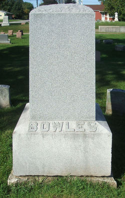 Lieut John James Jim Bowles