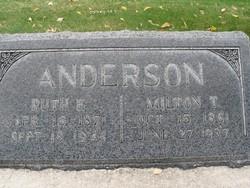 Ruth Elizabeth <i>Owen</i> Anderson