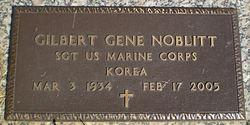 Gilbert Gene Noblitt