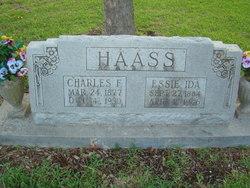 Essie Ida <i>Ludwig</i> Haass