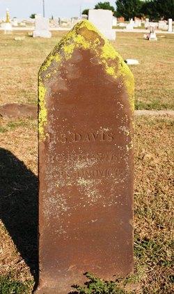Henry Sidney H S Davis