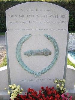 Mike Hawthorn