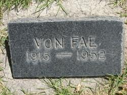Von Fae <i>Rasmussen</i> Alorid