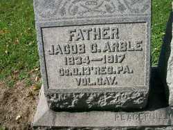 Corp Jacob C. Arble