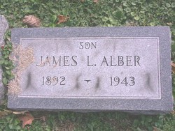 James Lee Roy Alber