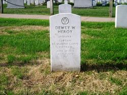 Capt Dewey William Heroy