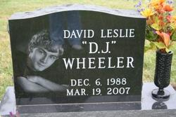 David Leslie D. J. Wheeler