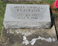 Charles Abner Wilkerson